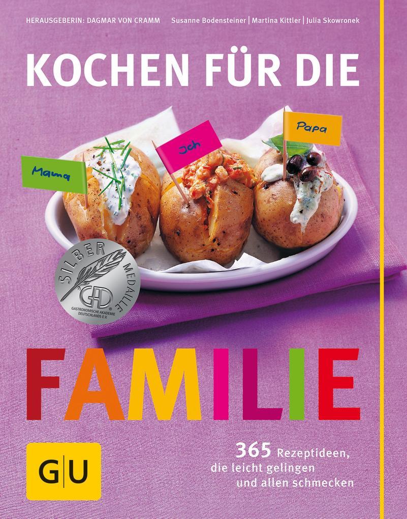 Kochen für die Familie als eBook