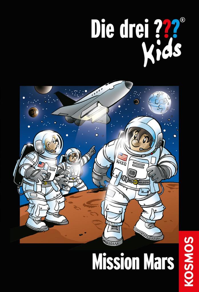 Die drei ??? Kids, 36, Mission Mars (drei Fragezeichen Kids) als eBook