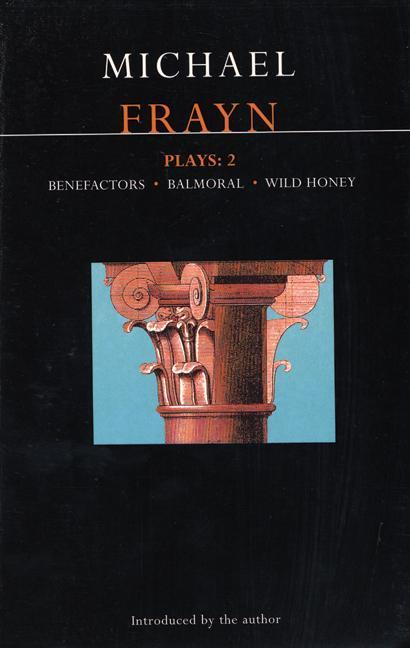 Frayn: Plays Two als Buch