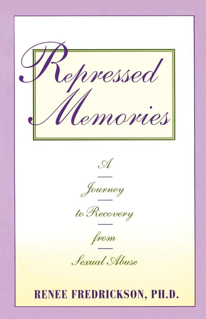 Repressed Memories als Taschenbuch