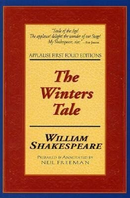 The Winters Tale: Applause First Folio Editions als Taschenbuch