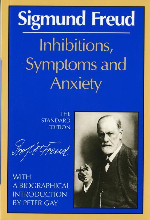 Inhibitions, Symptoms and Anxiety als Taschenbuch