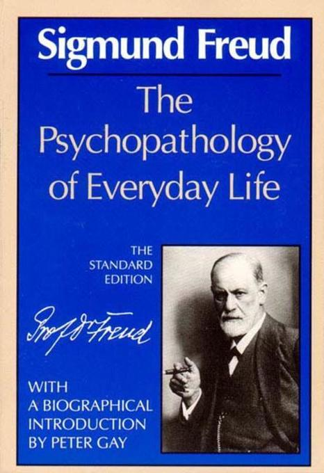 The Psychopathology of Everyday Life als Taschenbuch
