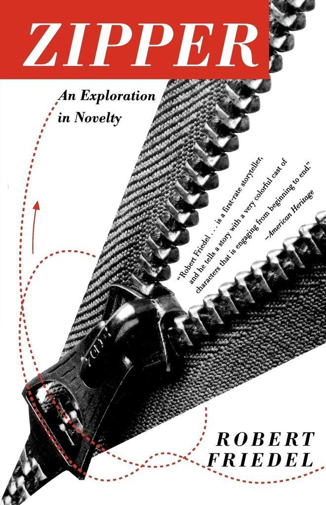 Zipper - An Exploration in Novelty als Taschenbuch