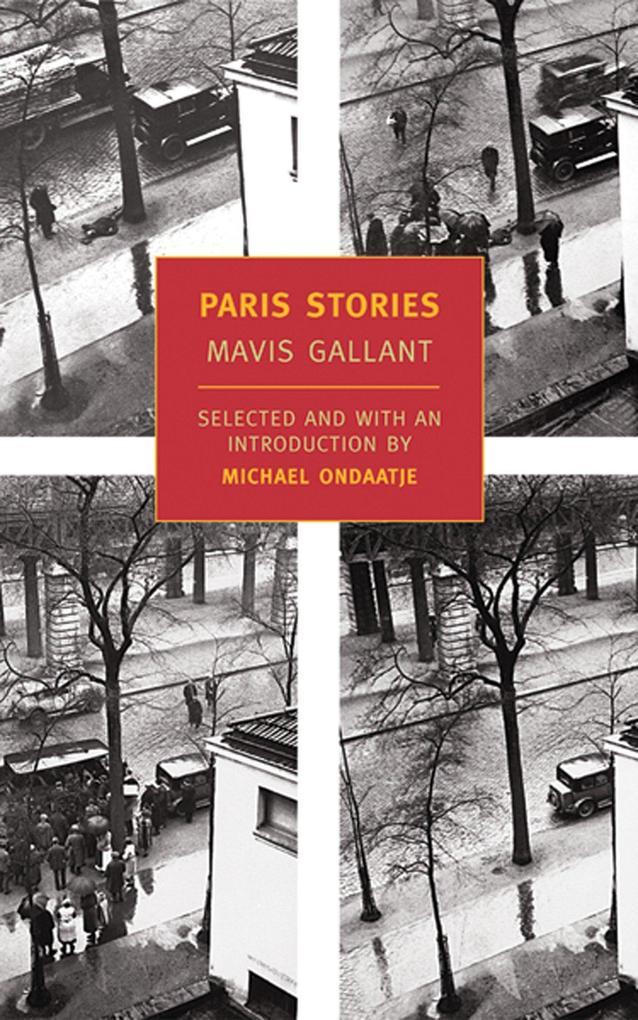 Paris Stories als Taschenbuch