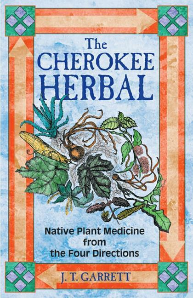 The Cherokee Herbal als Taschenbuch