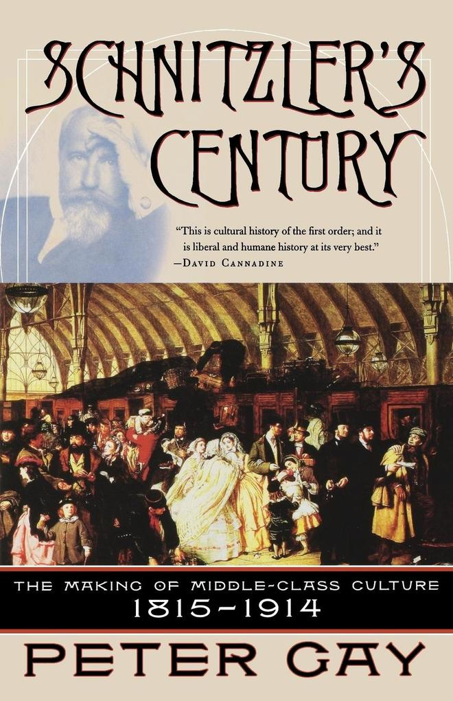 Schnitzler's Century: The Making of Middle-Class Culture 1815-1914 als Buch
