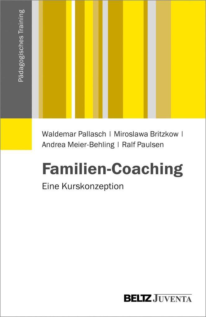 Familien-Coaching als Buch
