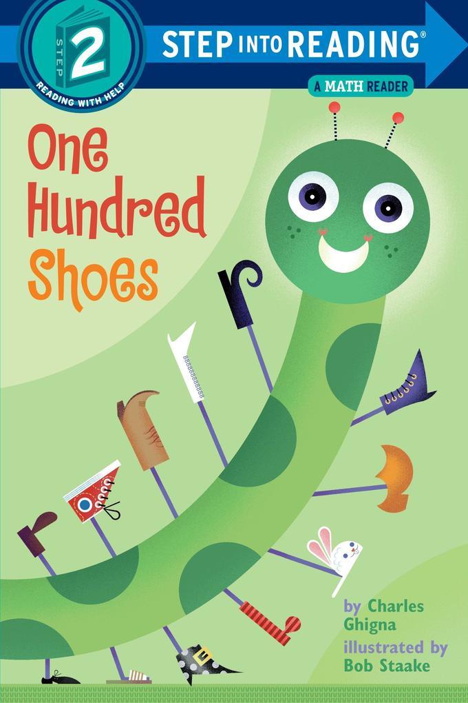 One Hundred Shoes als Taschenbuch