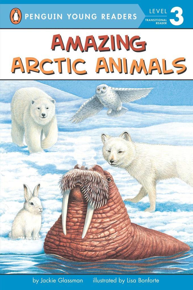 Amazing Arctic Animals als Taschenbuch