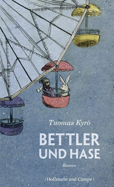 Bettler und Hase als Buch