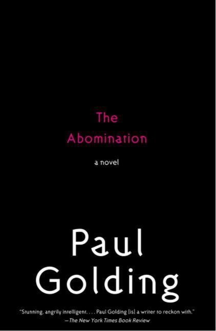 The Abomination als Taschenbuch