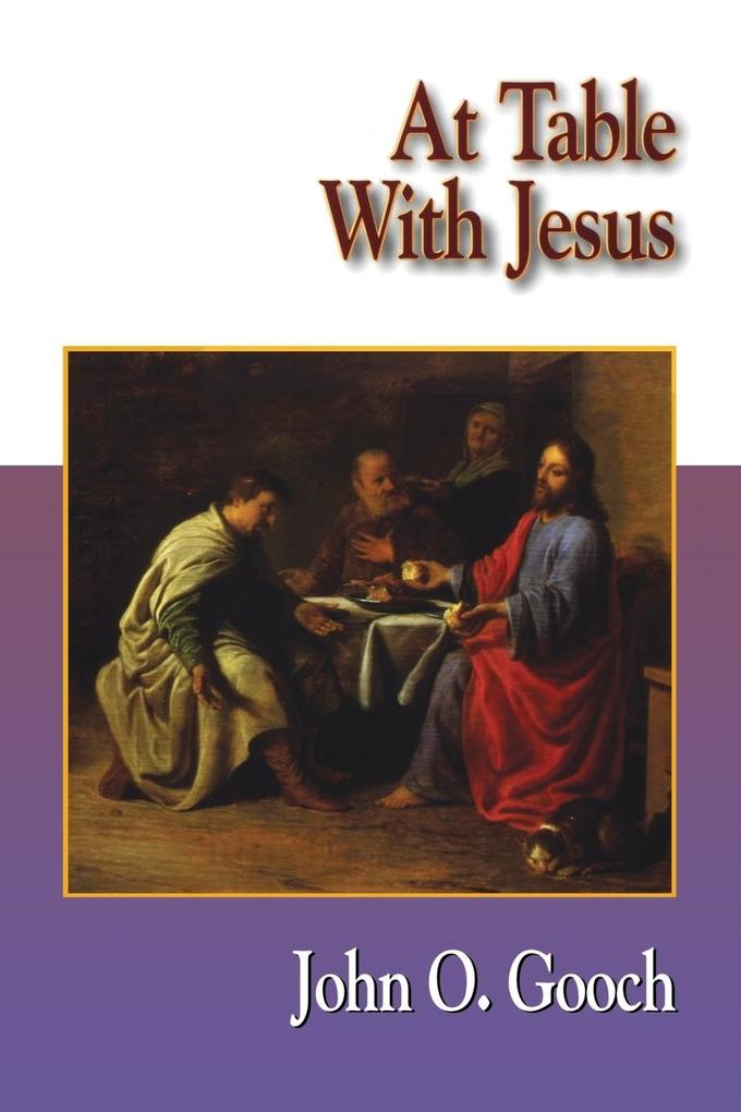 Jesus Collection at Table with Jesus als Taschenbuch