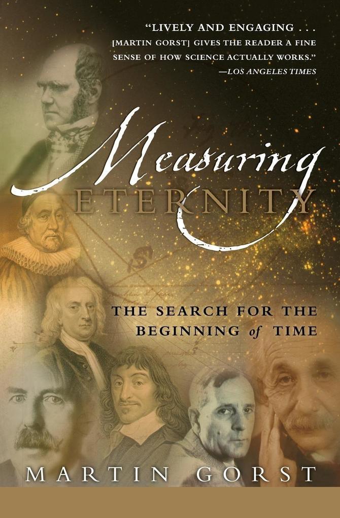 Measuring Eternity als Taschenbuch
