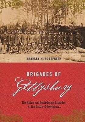 Brigades of Gettysburg als Buch