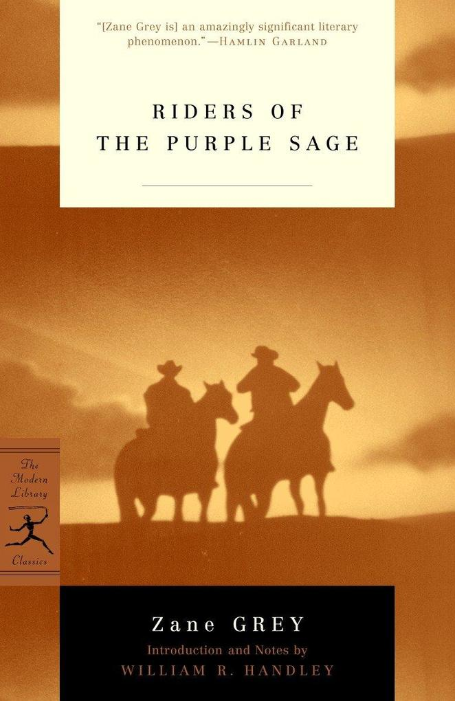Riders of the Purple Sage als Taschenbuch