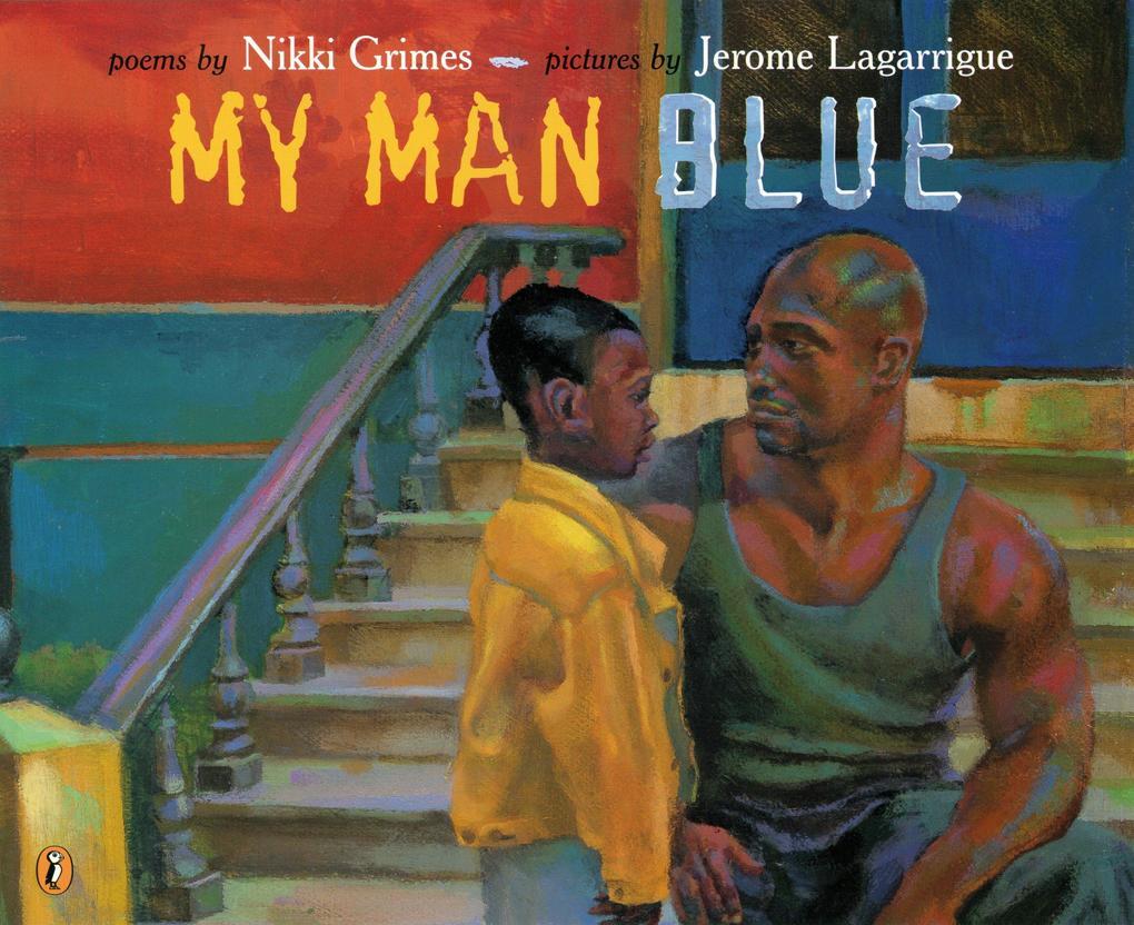 My Man Blue als Taschenbuch
