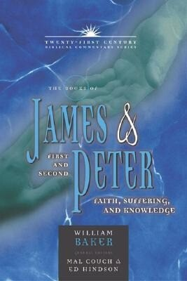 The Books of James & First and Second Peter: Faith, Suffering, and Knowledge als Buch
