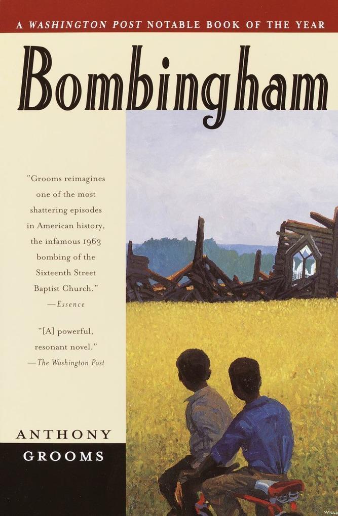 Bombingham als Taschenbuch