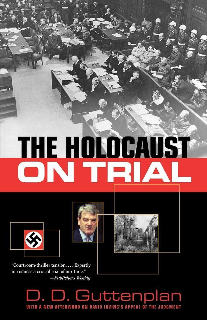 The Holocaust on Trial als Taschenbuch