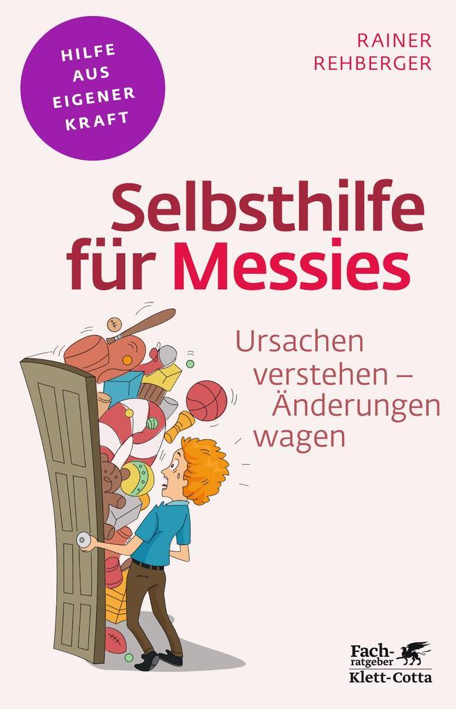 Selbsthilfe für Messies als Buch