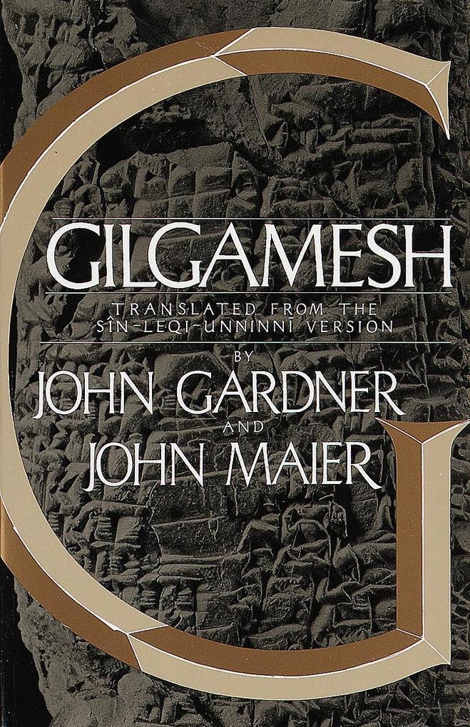 Gilgamesh als Taschenbuch