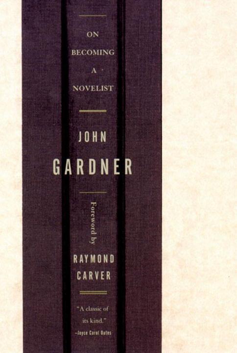 On Becoming a Novelist als Taschenbuch