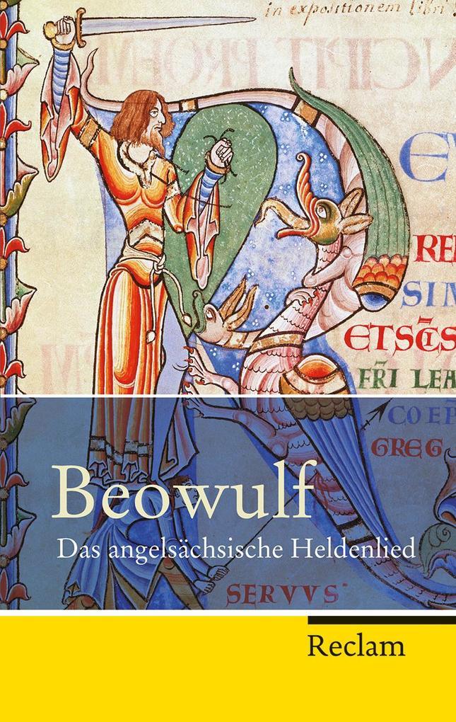 Beowulf als Taschenbuch von