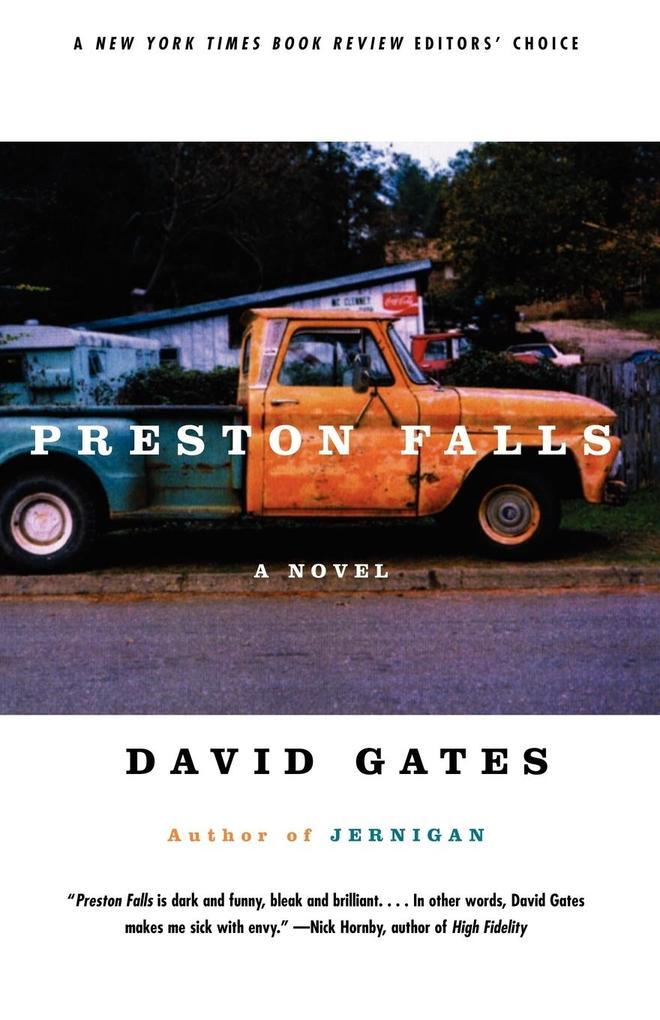 Preston Falls als Buch
