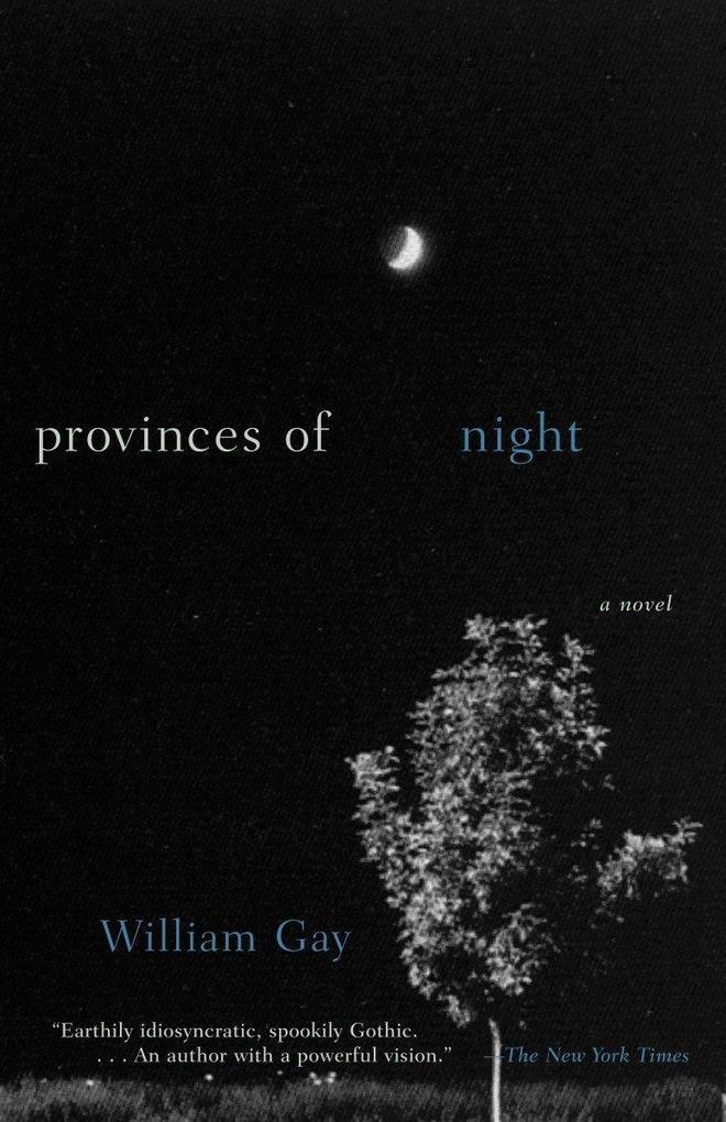 Provinces of Night als Taschenbuch