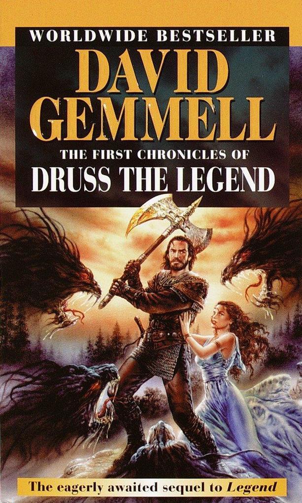 The First Chronicles of Druss the Legend als Taschenbuch