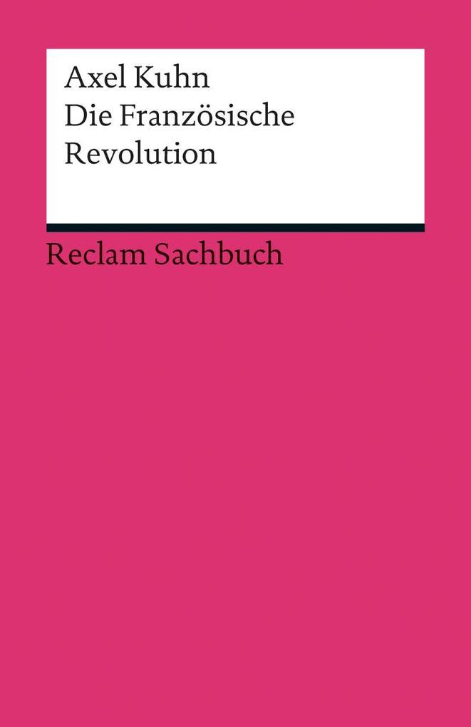 Die Französische Revolution als Taschenbuch