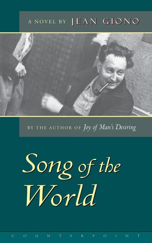 The Song of the World als Taschenbuch