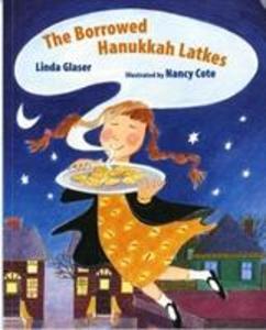 The Borrowed Hanukkah Latkes als Taschenbuch
