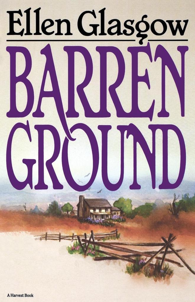 Barren Ground als Taschenbuch