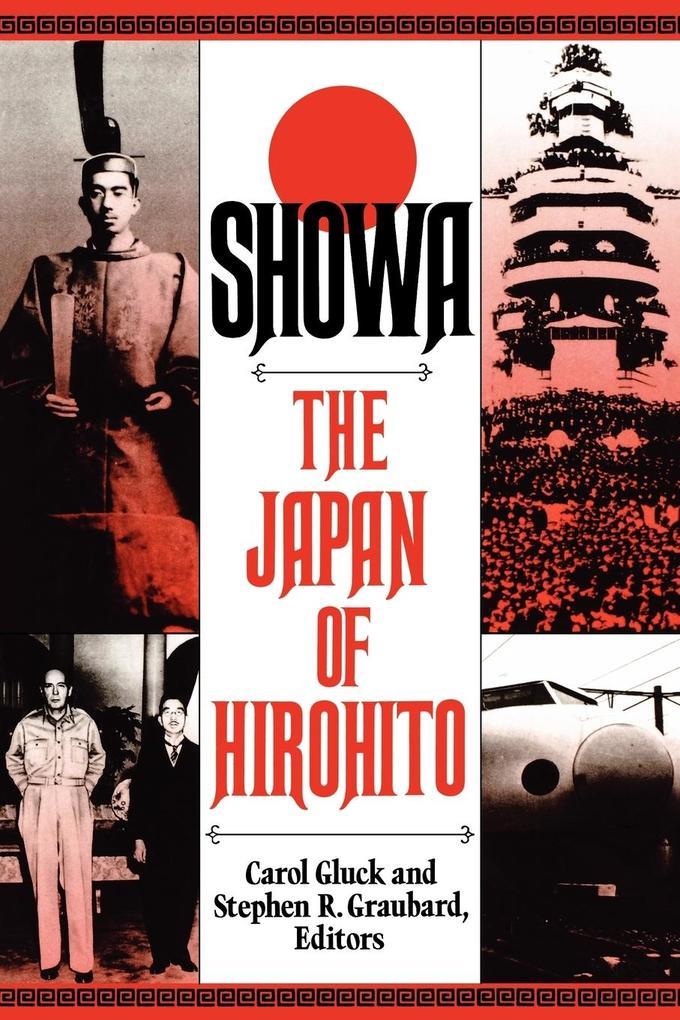 Showa: The Japan of Hirohito als Taschenbuch