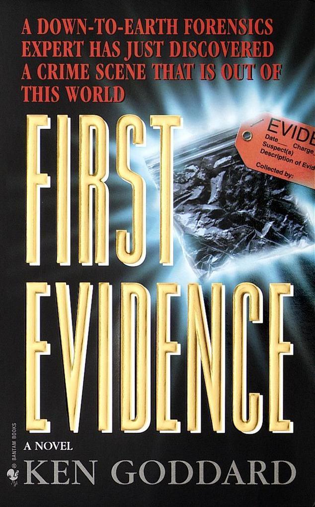 First Evidence als Taschenbuch