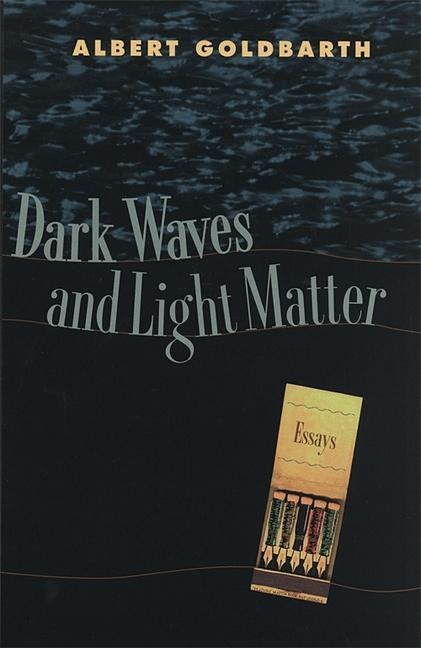 Dark Waves and Light Matter als Buch