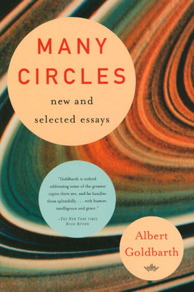 Many Circles: New & Selected Essays als Taschenbuch