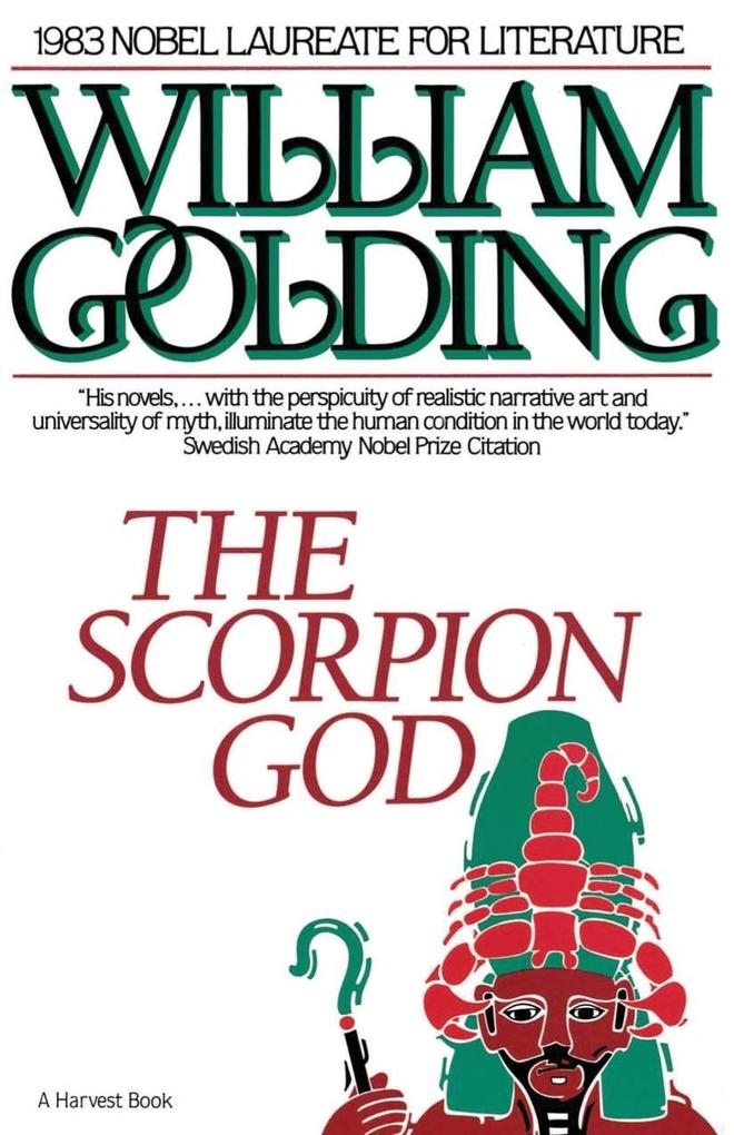 The Scorpion God: Three Short Novels als Taschenbuch