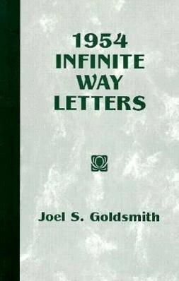 1954 Infinite Way Letters als Buch