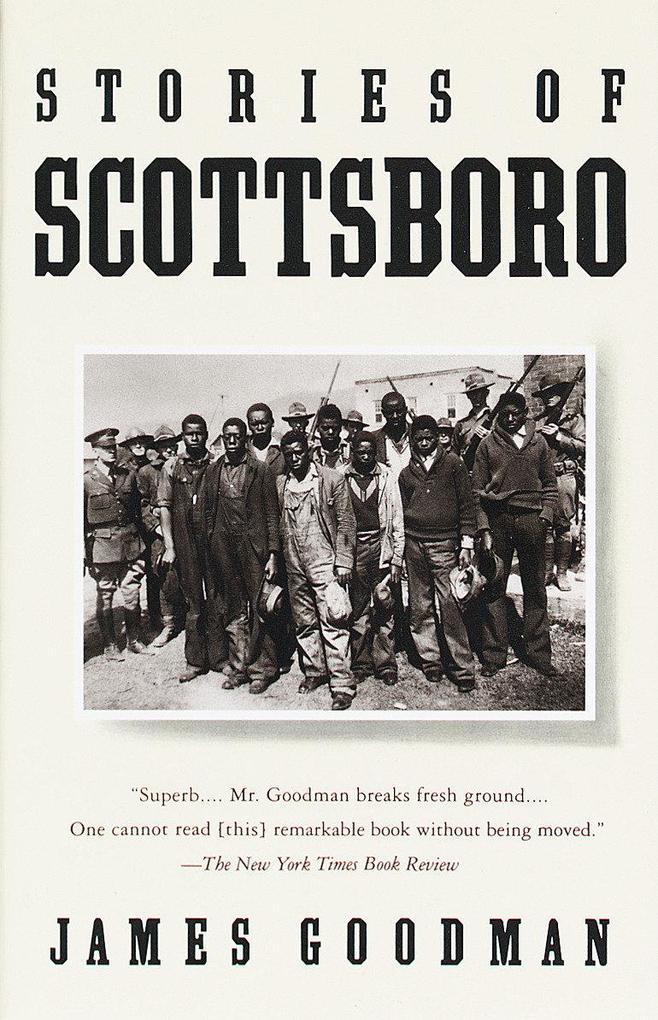 Stories of Scottsboro als Taschenbuch