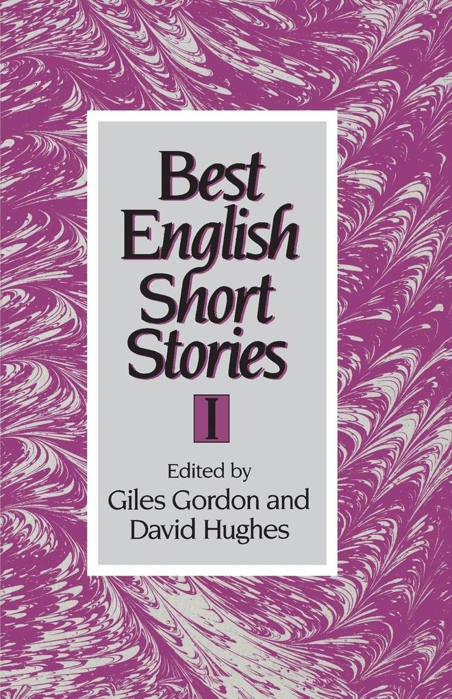 Best English Short Stories I als Taschenbuch