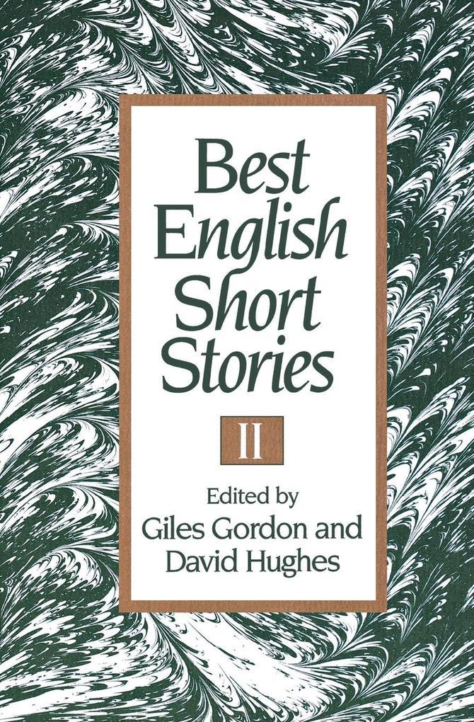 Best English Short Stories II als Taschenbuch