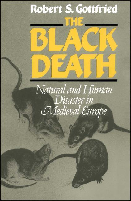 The Black Death: Natural and Human Disaster in Medieval Europe als Taschenbuch