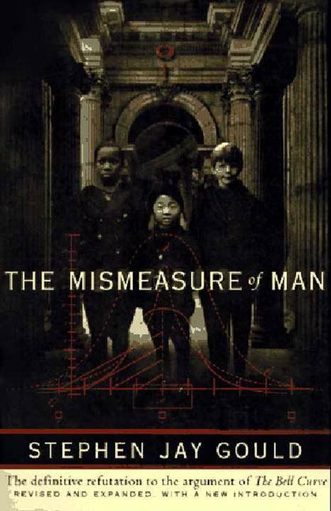 The Mismeasure of Man als Taschenbuch