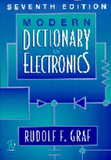 Modern Dictionary of Electronics als Buch