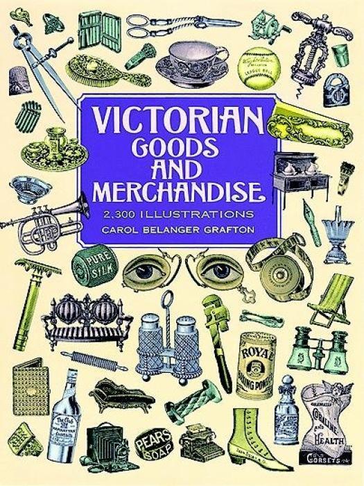 Victorian Goods and Merchandise als Taschenbuch