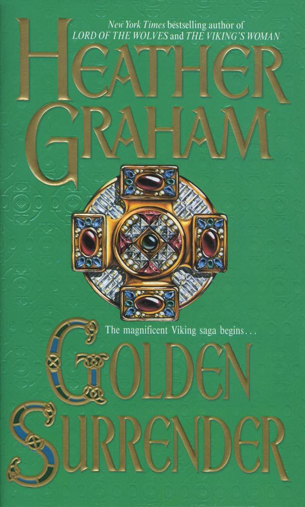 Golden Surrender als Taschenbuch
