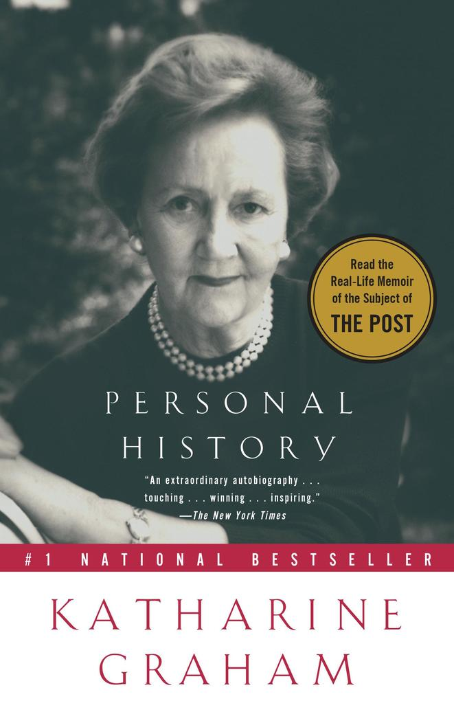 Personal History als Buch